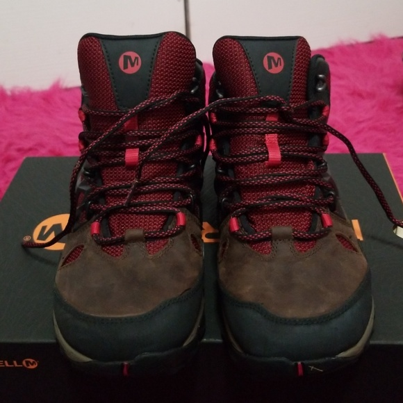 1bc6118a All Out Blaze 2 Mid Hiking Shoes Waterproof